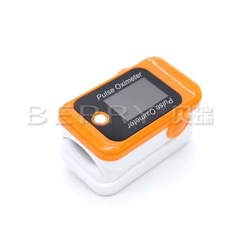 醫用OLED血氧參數數字指尖脈搏血氧儀 2