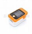 医用OLED血氧参数数字指尖脉搏血氧仪 2