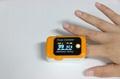 医用OLED血氧参数数字指尖脉搏血氧仪 3