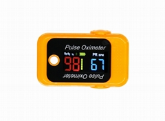 Cheap Newest Portable LED Fingertip pulse oximeter (Hot Product - 1*)