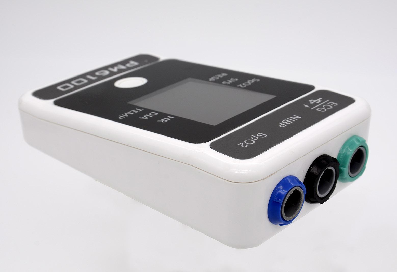 价格便宜屏幕大的便携患者监护仪 7