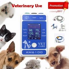 veterinary multiparameter monitor