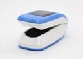 Berry bluetooth fingertip pulse oximeter