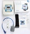 血氧传感器LCD屏医用睡眠蓝牙腕部脉搏血氧仪 5