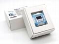 睡眠呼吸暂停OLED显示屏蓝牙脉搏血氧仪 3