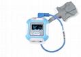 診斷睡眠呼吸暫停醫學CE批准藍牙手腕脈搏血氧儀 5