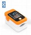 的  便攜式LED指尖脈搏血氧儀 4