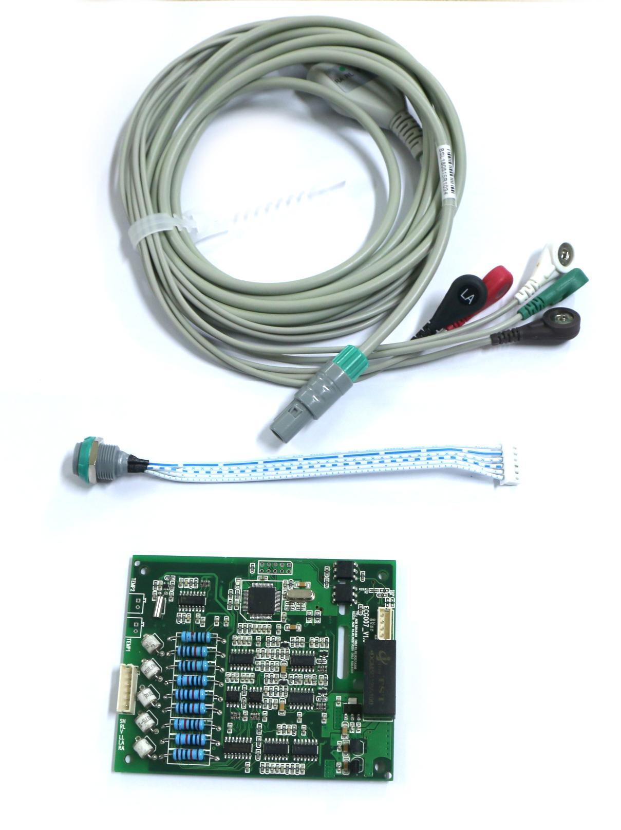 数字式小容量心电模块 2