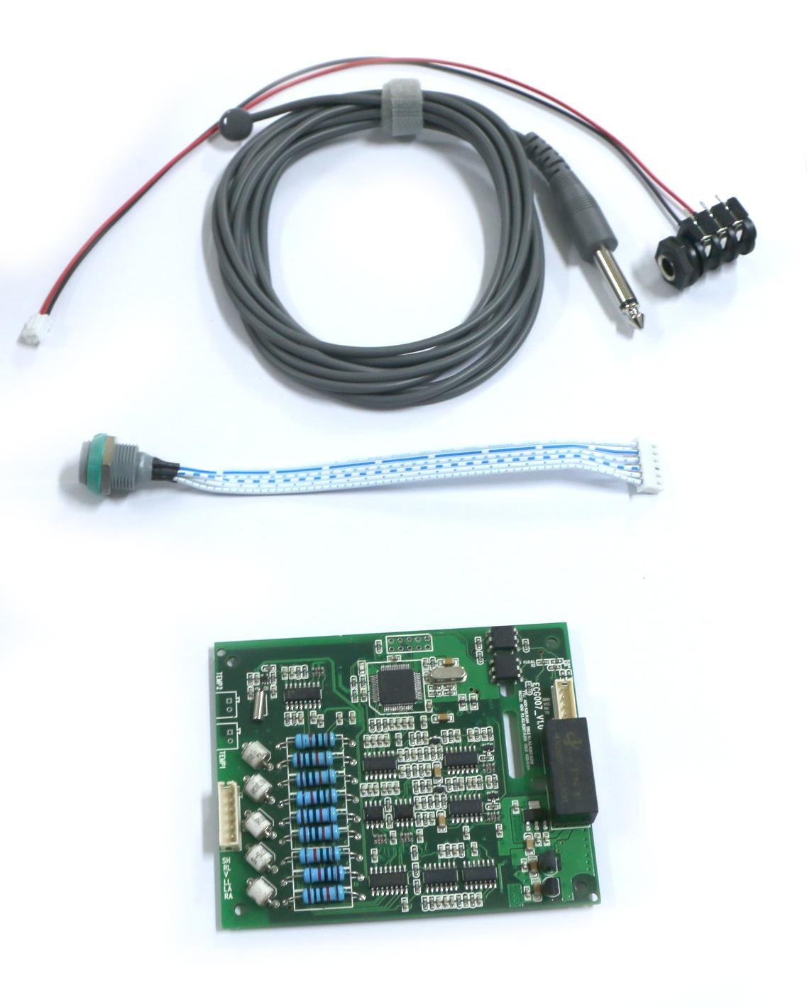 Digital Small Volume ECG Module 4