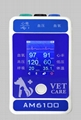 """7"""" Portable Multi Parameter Patient Monitor / veterinary monitor with CE"""