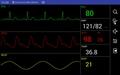Bluetooth Digital Patient Monitor Module 7