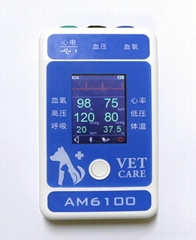 中国制造高品质的兽医外科病人监护仪