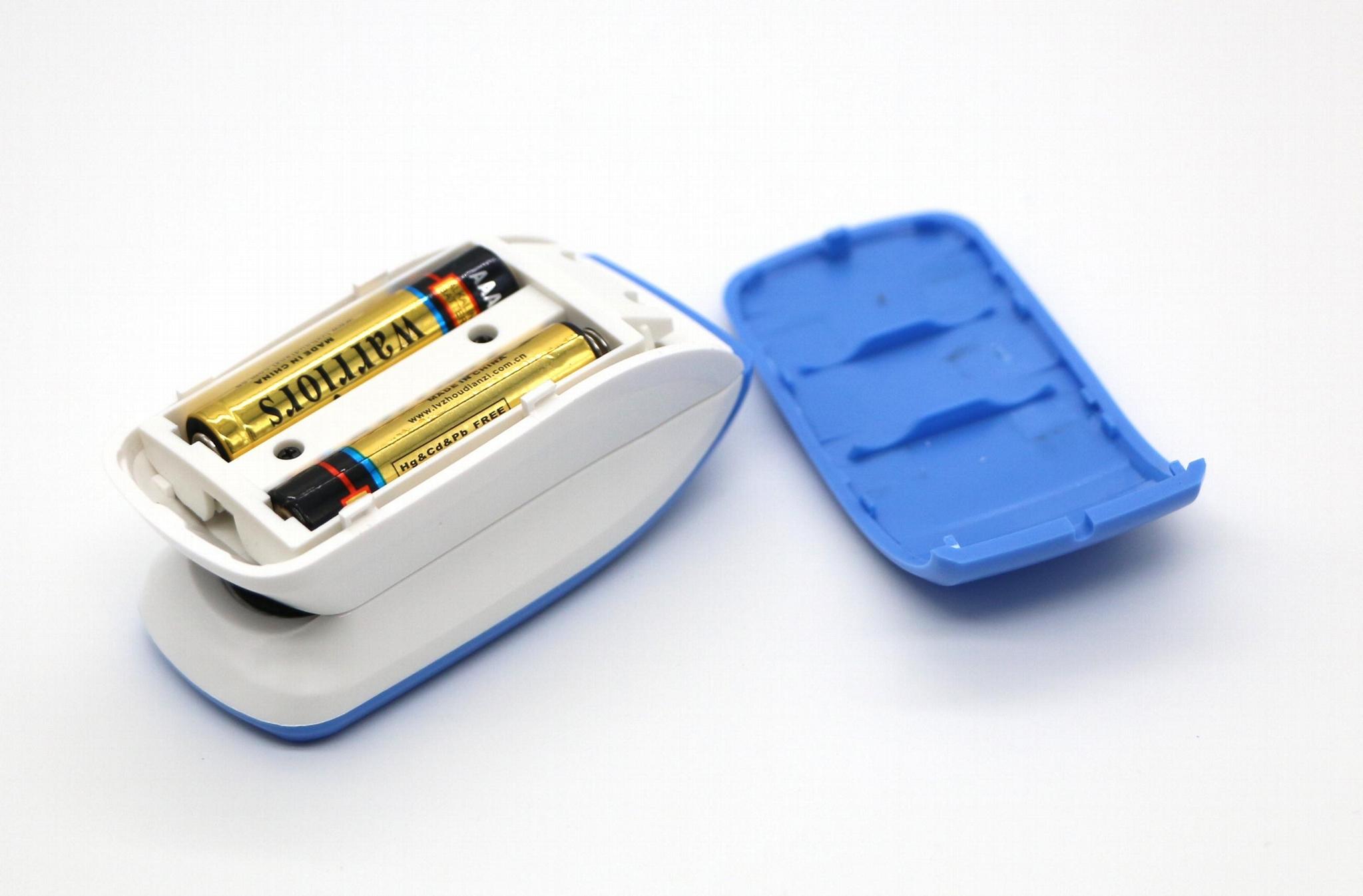 电子数字OLED屏幕指尖脉搏血氧仪 5