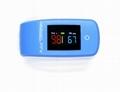 帶有血氧指數的醫用OLED顯示屏數字指尖脈搏血氧儀 5