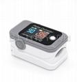 CE/FDA認証的血氧藍牙Oled指尖脈搏血氧儀 2
