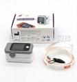 CE/FDA Approved Spo2 Bluetooth Oled Fingertip Pulse Oximeter