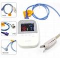 FDA认证的蓝牙无线手持指尖脉搏血氧仪 4