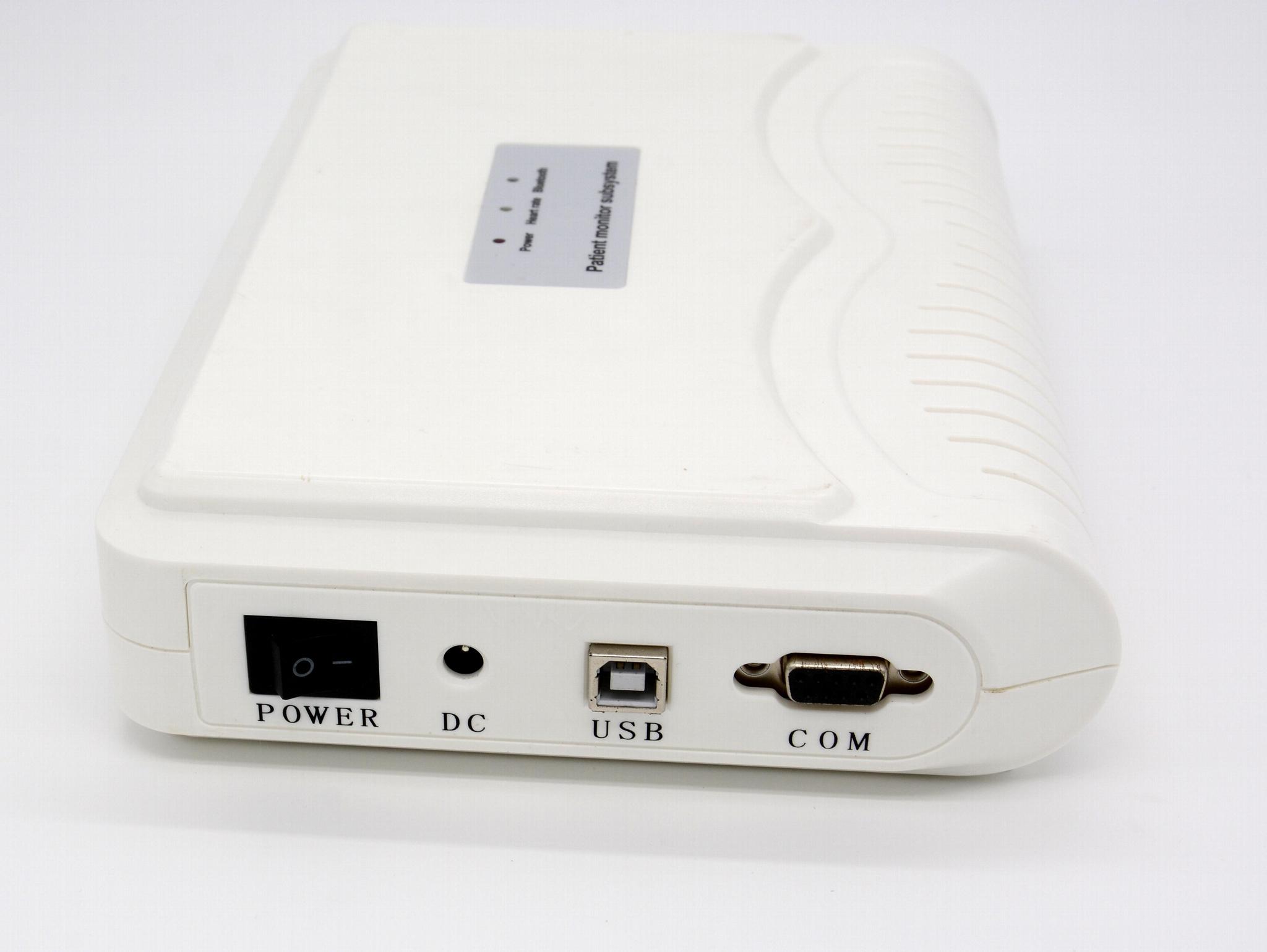 具有CE/ISO認証的醫用便攜式多參數監護儀 4