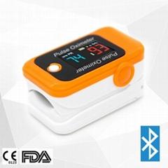 全新设计的廉价OLED屏指尖脉搏血氧仪