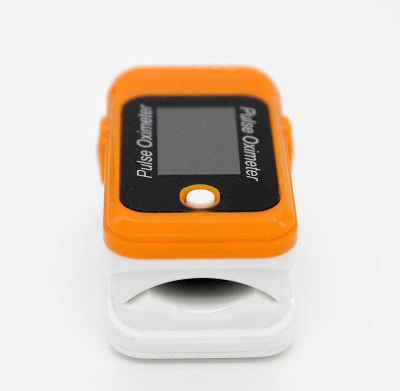 全新设计的廉价OLED屏指尖脉搏血氧仪 3