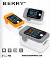 全新設計的廉價OLED屏指尖脈搏血氧儀 4