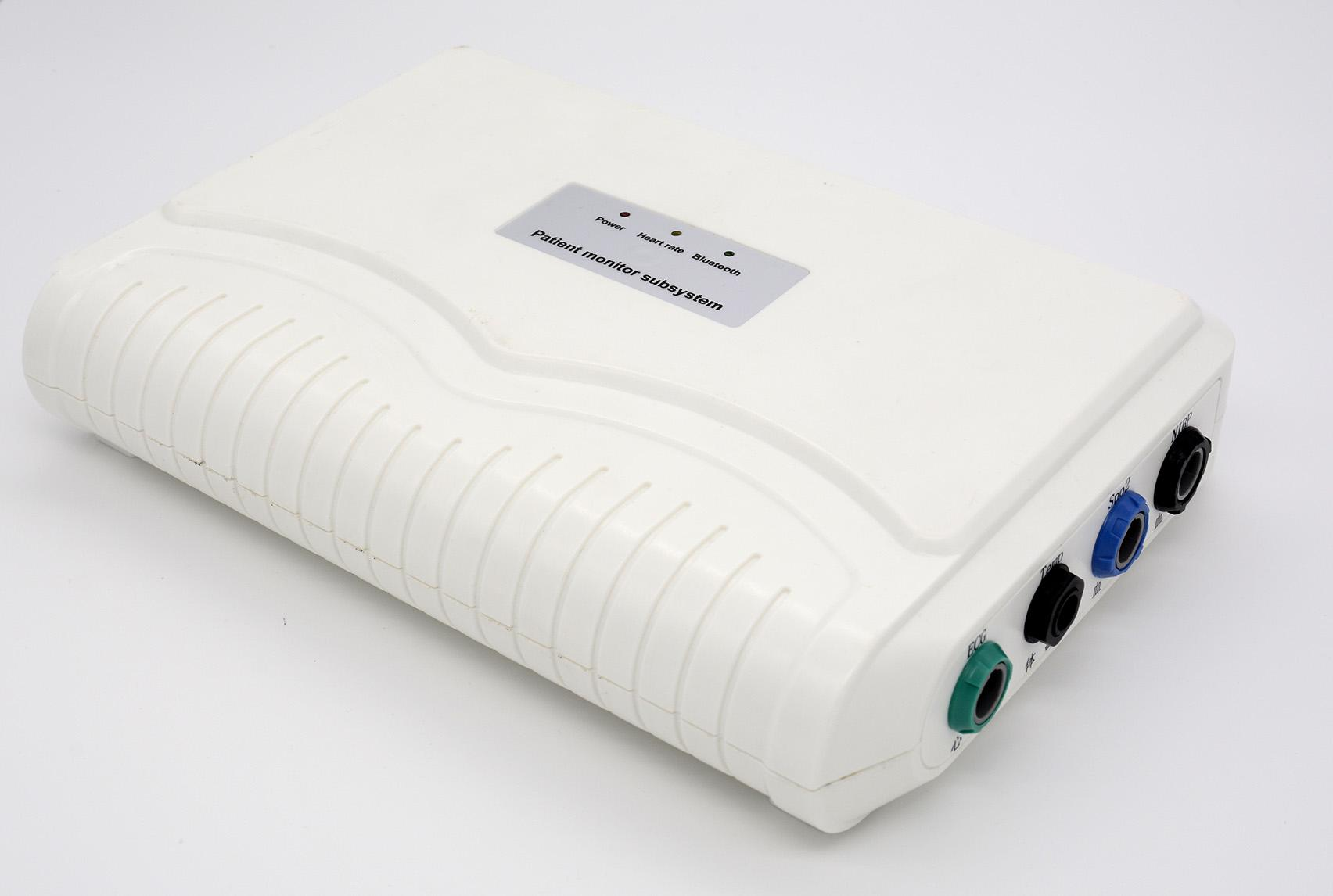CE ISO Approved 7 Inch Portable Vital Sign Patient Monitor