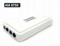 CE ISO认证的7英寸便携式生命体征监护仪 2