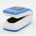 Medical OLED Display Digital Fingertip Pulse Oximeter With SPO2 Parameter