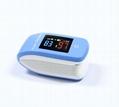 带有血氧参数的医用OLED屏数字指尖脉搏血氧仪 3