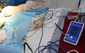 动物六参数心率医用便携式蓝牙患者监护仪 3