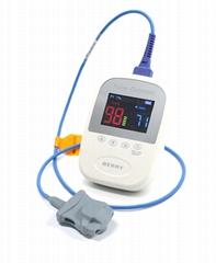 直接為儿童和成人供應的醫療手持式數字脈搏血氧儀