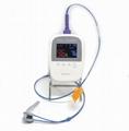 直接為儿童和成人供應的醫療手持式數字脈搏血氧儀 4