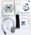 全新液晶彩色显示LCD屏腕式睡眠蓝牙脉搏血氧仪 3
