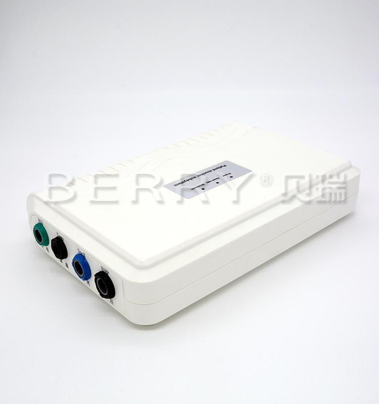 CE/ISO認証的12.1英吋醫療便攜式多參數監護儀 1
