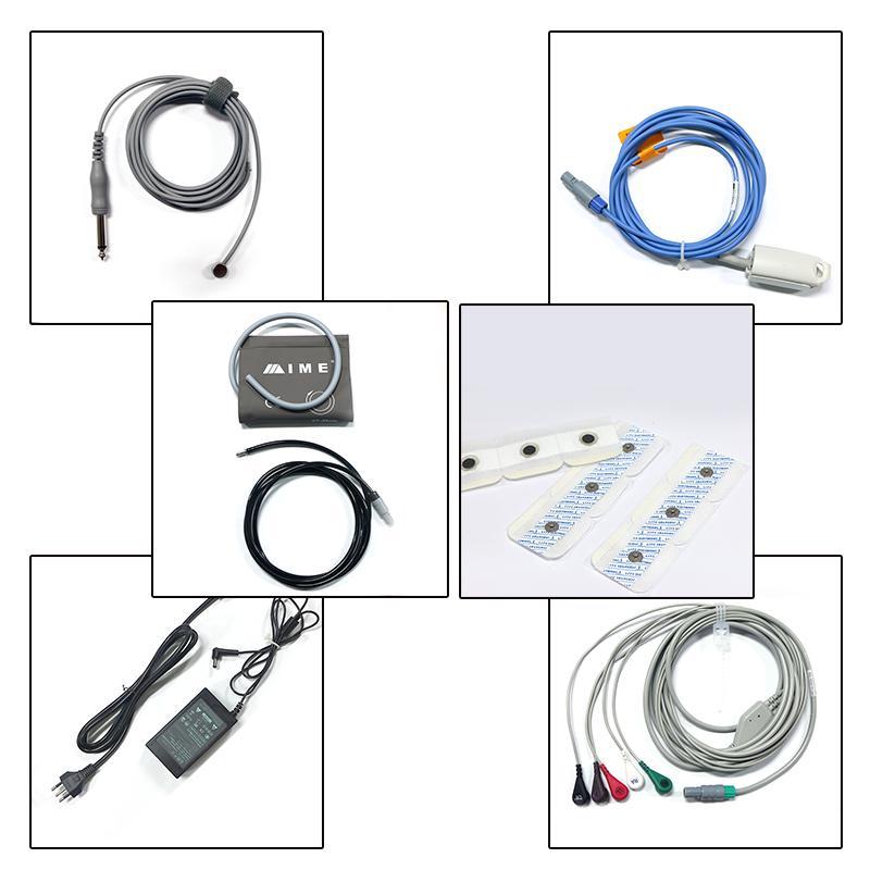 出厂价格的医疗器械多参数便携式患者监护仪 5