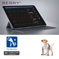 LCD Digital High Quality Veterinary Patient Monitor with veterinary Accessory