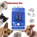 带有兽医配件的数字LCD屏高质量兽医监测仪 5