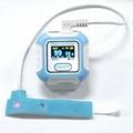 监测睡眠呼吸暂停综合征的腕式脉搏血氧仪 3