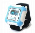 CE/FDA认证的新型手腕穿戴式数字睡眠呼吸暂停症状蓝牙脉搏血氧仪 3