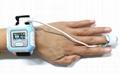 CE/FDA new wrist wearable digital sleep apnea symptoms Bluetooth pulse oximeter