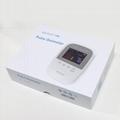 OLED屏微型便攜式手持式指尖脈搏血氧儀 3