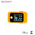 Cheap price CE/FDA approved Home Use OLED Display fingertip pulse oximeter