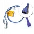 Compatible GE,Philips,Simens,BCI,Mindray,Nihon Kohden,Masimo ect .spo2 sensor