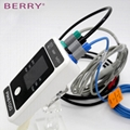 Newest six parameter patient monitor for veterinary or human use