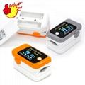 廉价OLED小儿便携式指尖脉搏血氧仪 2