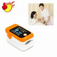 具有CE認証的OLED屏便攜式指尖脈搏血氧儀
