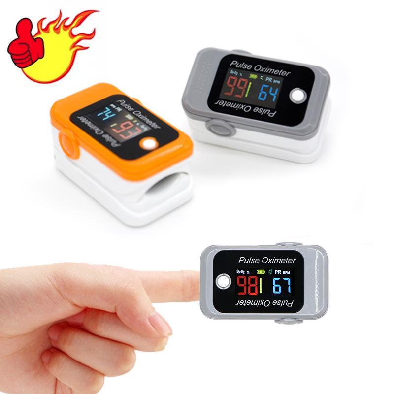 廉价OLED小儿便携式指尖脉搏血氧仪 5