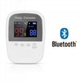 价格实惠具有FDA CE ISO13485认证的手持式脉搏血氧仪