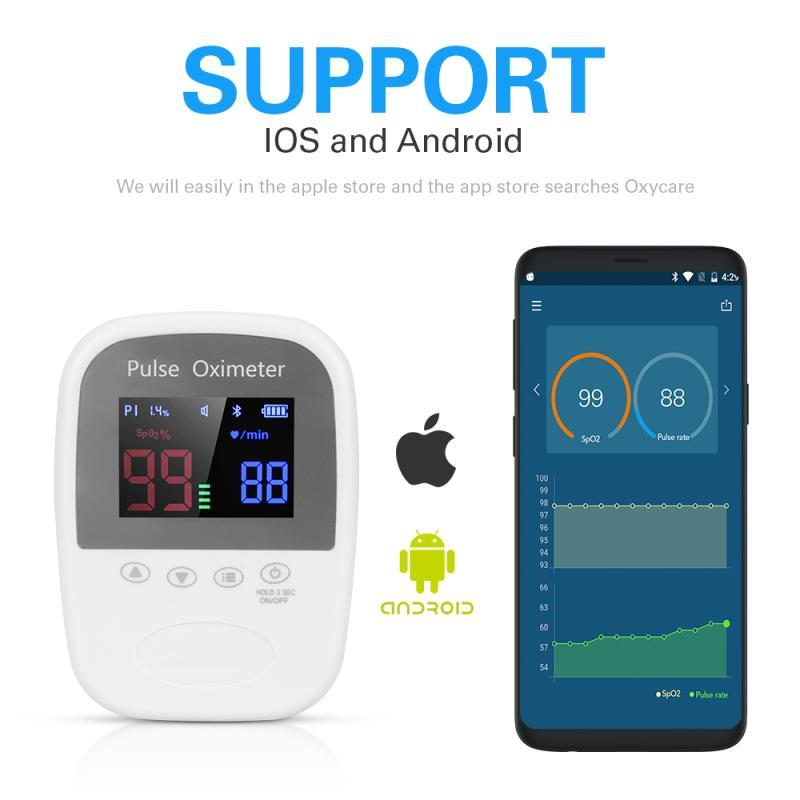 CE approved Blood Testing Equipments handheld pulse oximeter with special price