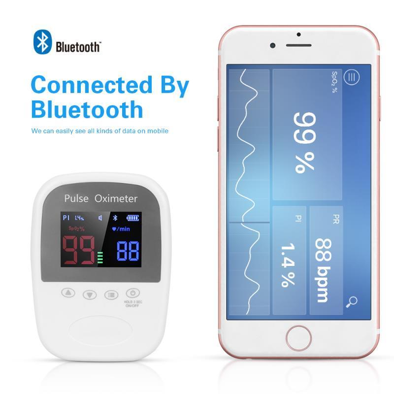 价格便宜可提供OEM的脉搏手持血氧仪 2